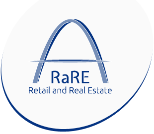 Logo RaRE - Retail and Real Estate